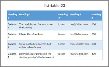 list-table-23